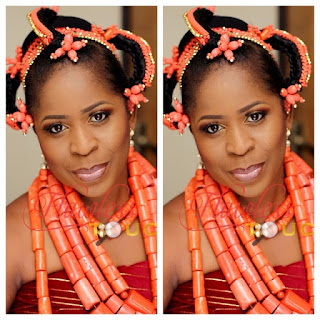 Photos - Nigerian Traditional Wedding Attires for Brides and Grooms 6