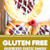 Gluten Free Raspberry Cheese Danish (Egg Free & Vegan Option)