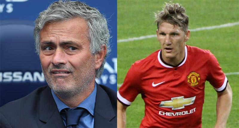 For sending Schweinsteiger to Man U reserve team, ex-player says Mourinho deserves jail sentence
