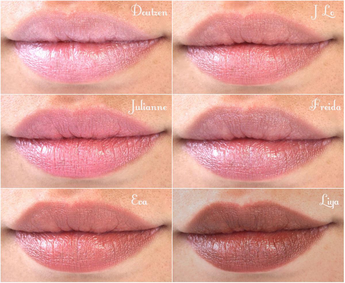 Loreal Privee Lipsticks