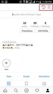 Instagram Story, Share Instagram Story on facebook