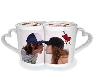 sevgililere özel kupa bardak modelleri