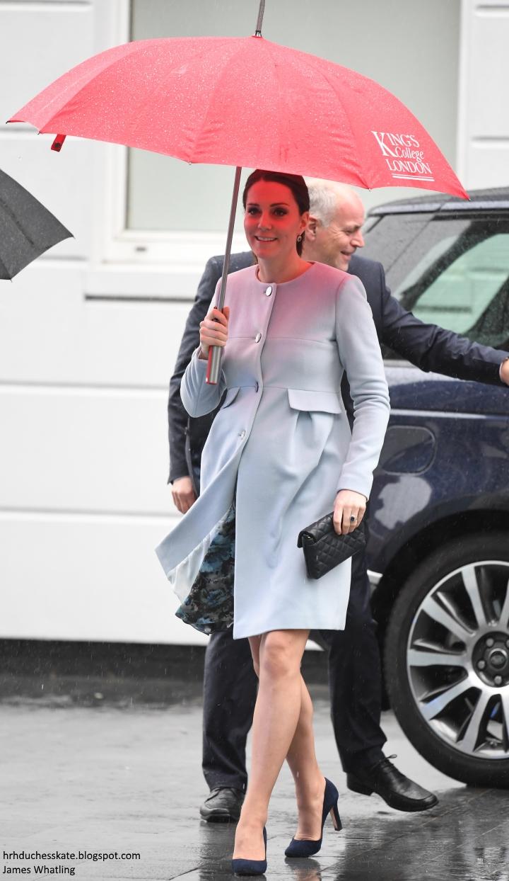 41e1542fa2b Duchess Kate  Kate in Seraphine for Maternal Mental Health ...