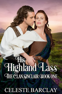 His Highland Lass Celeste Barclay
