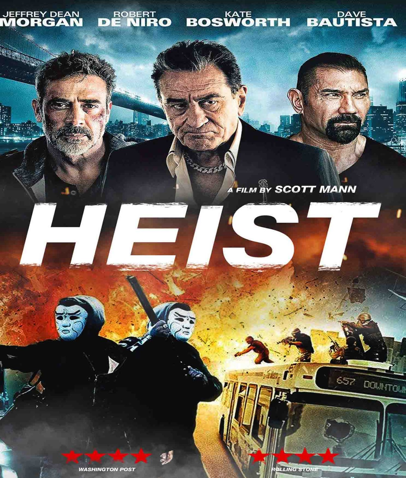 Heist  - HD 720p - Legendado