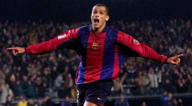 Legenda Gelandang Serang Barcelona Rivaldo Sangat Mendukung Eden Hazard Pindah Ke Real Madrid