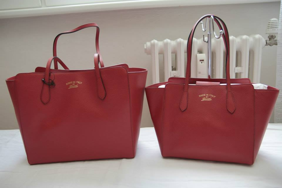 7fc391d3b6408 I Want Bags backup  Gucci Swing Leather Tote ~Open for Pre-order~