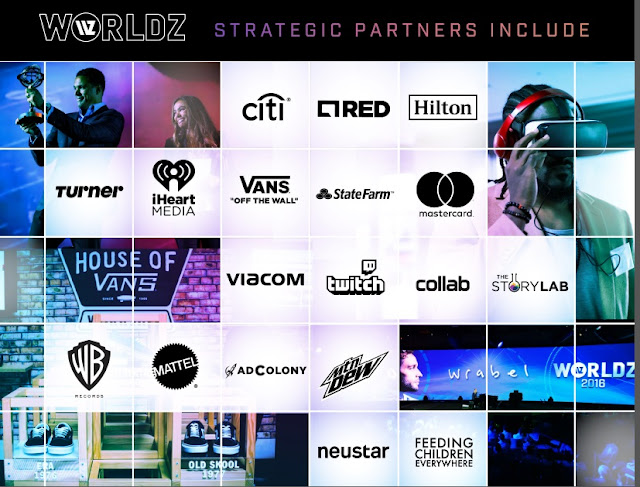 WORLDZ EVENT SUMMIT PARTNERSHIP