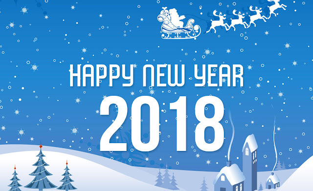 happy new year 2018 greetings hd images