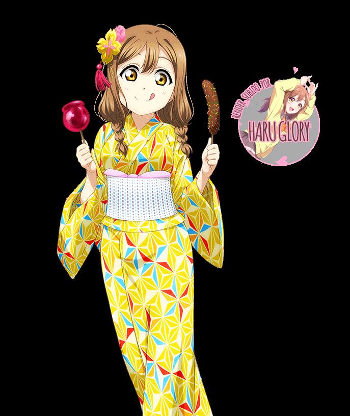 Kunikida Hanamaru 214 ☆