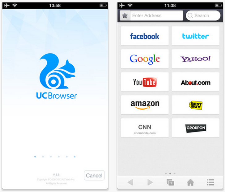 UC browser APK 10.0.1 Full For Android Free Download