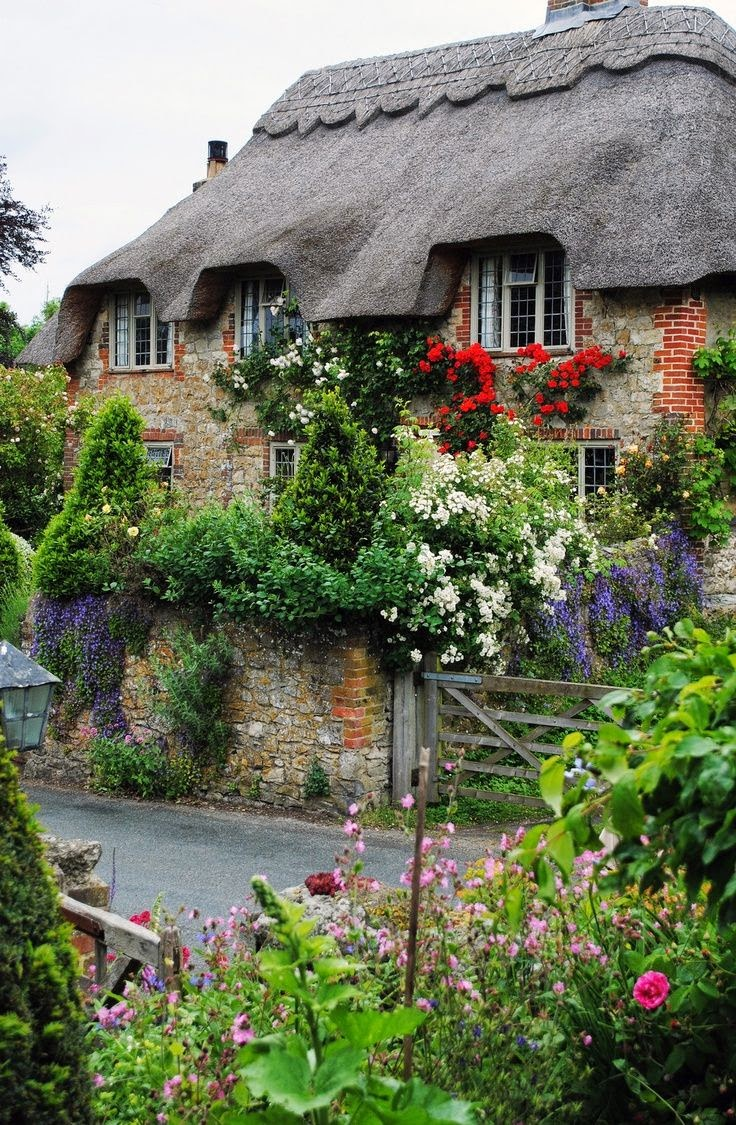 Home garden 40 inspirations pour un jardin anglais for A jardin