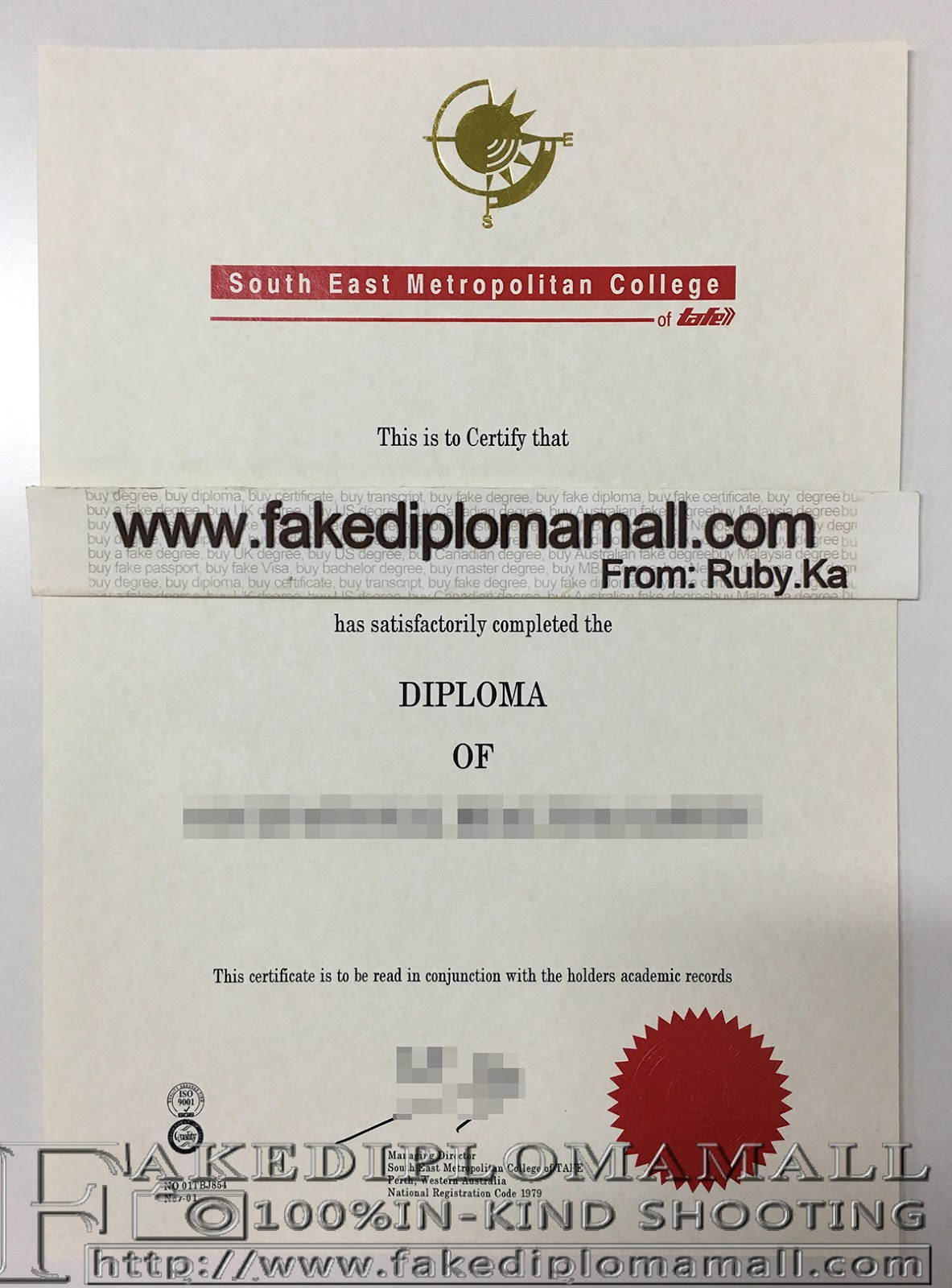 How to get a cfa certificate quickly how to buy a fake diploma a plenty of fake diplomas we supply just let us know the name of the certificate we create the original copy for you buy south east metropolitan college xflitez Choice Image