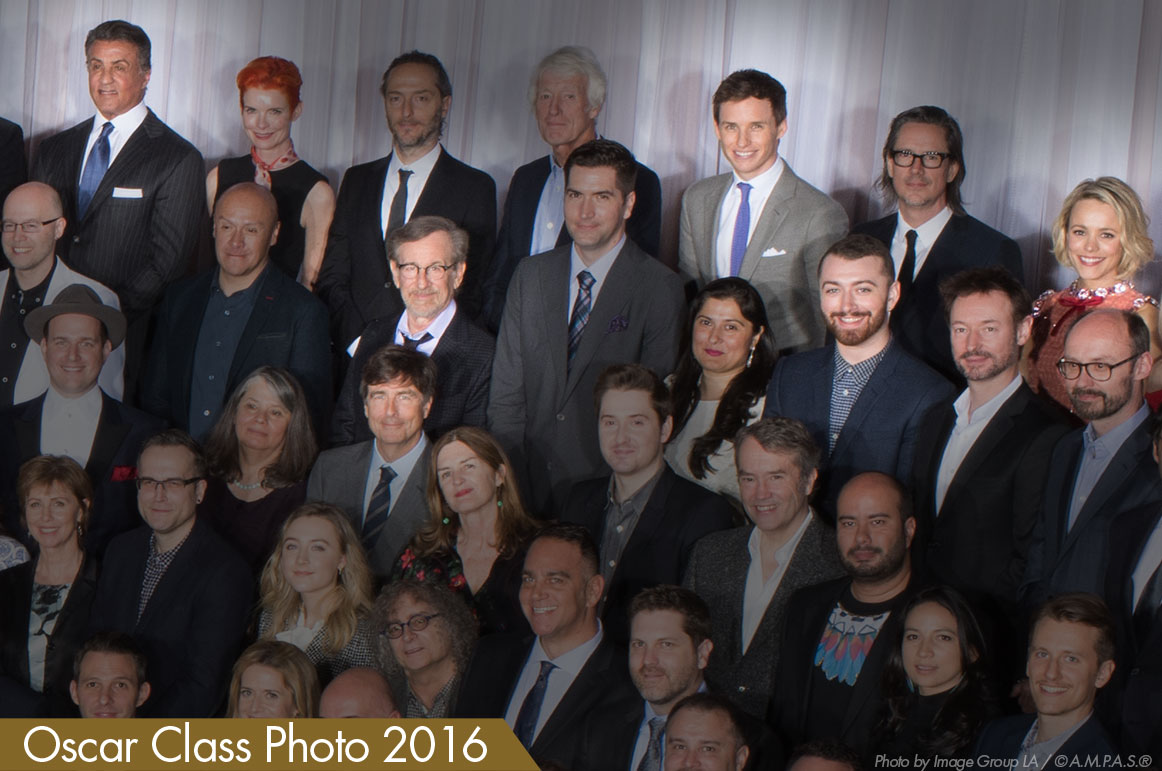Oscars 2016: Nominees celebrated at luncheon
