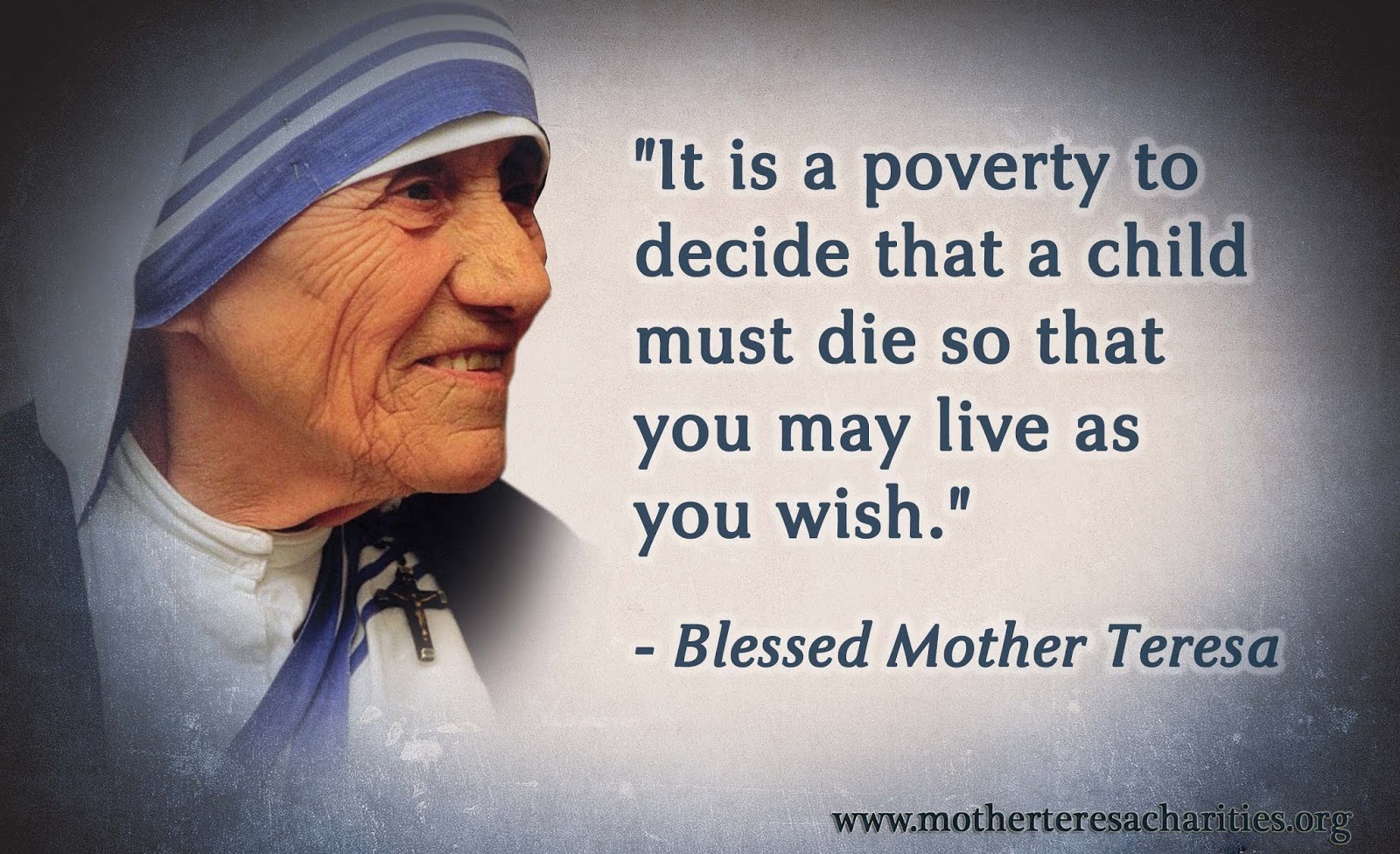 Mother Teresa Charitable Trust 080418