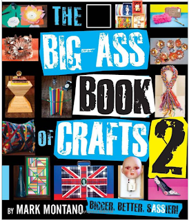 book+cover Big A** Book of Crafts 2 GIVEAWAY - closed 5