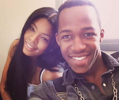 BBAfrica Idris Sultan And Girlfriend Samantha