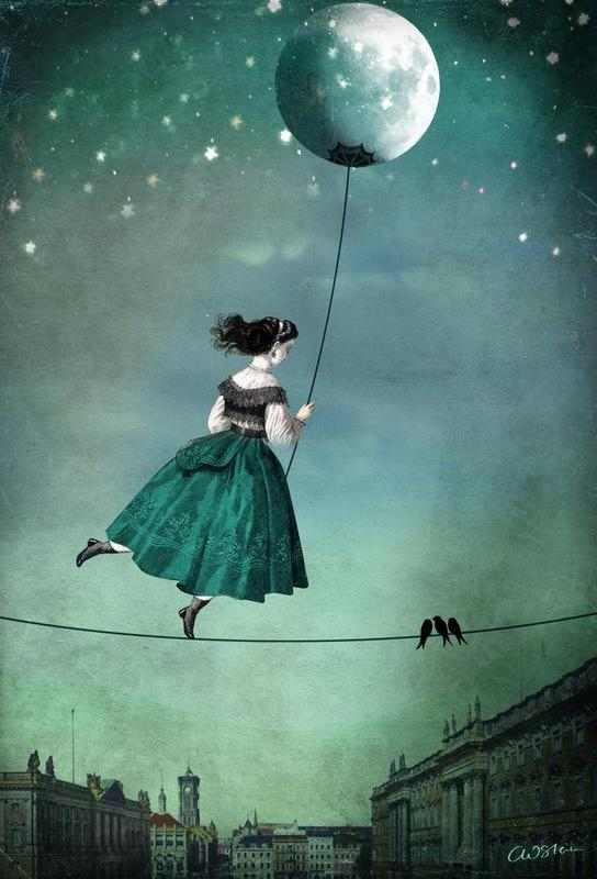 01-Moonwalk-Catrin-Welz-Stein-Collages-of-Illustrations-and-Photographs-Resulting-in-Surrealism