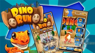 Dino Run: Jurassic Escape: Quick Walkthrough, Upgrades, and