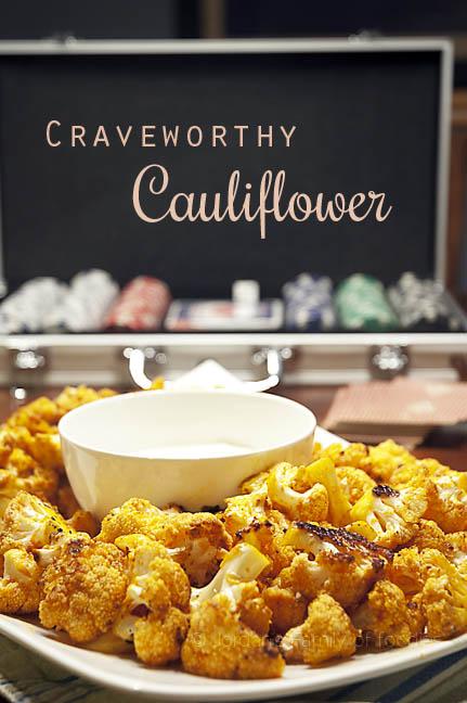Meatless Monday: Crave-worthy Cauliflower