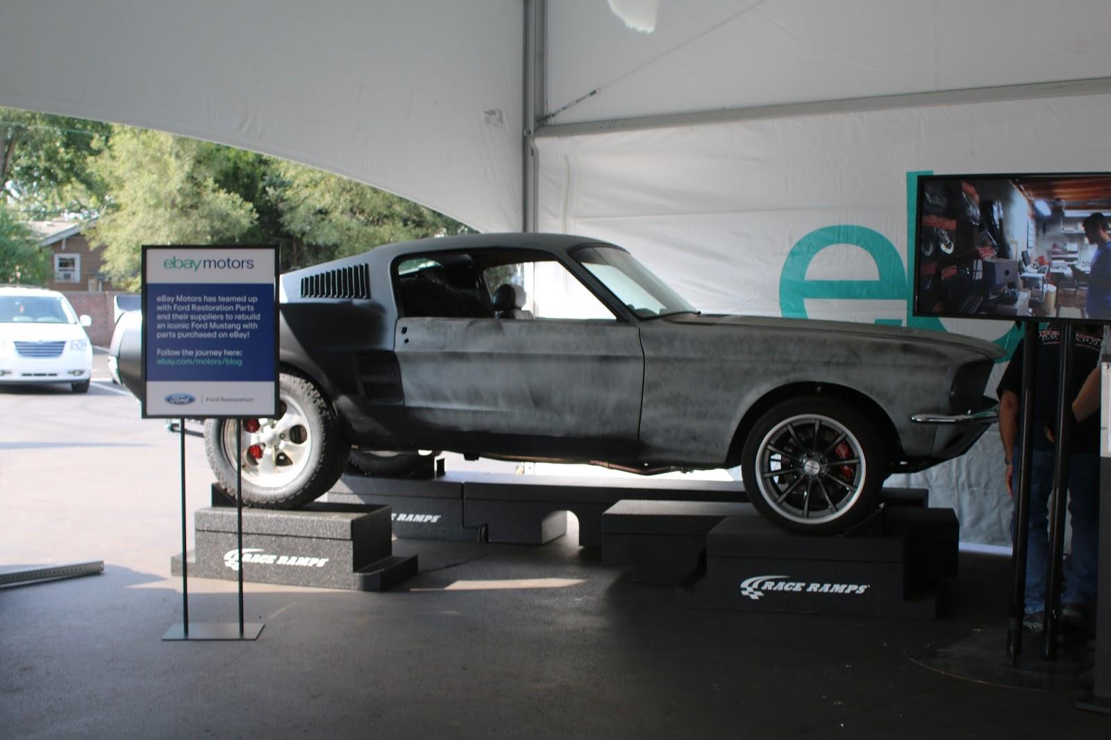 Woodward Dream Cruise With Ebay Motors