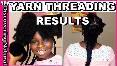 Yarn African Threading RESULTS | DiscoveringNatural