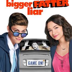 Poster Bigger Fatter Liar 2017