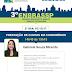 Gabriela Souza Miranda, participará do ENBRASSP em Goiânia-GO