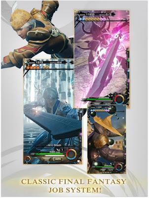 Mobius Final Fantasy v1.0.104 Apk Mod Inggris