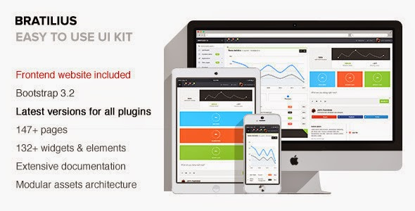 best angularjs admin template