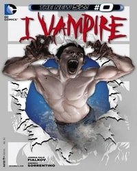 I, Vampire (2011) Comic