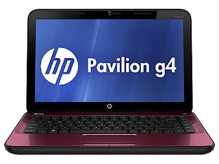 HP Pavilion g4-2000 notebook driver Windows 7 64bit