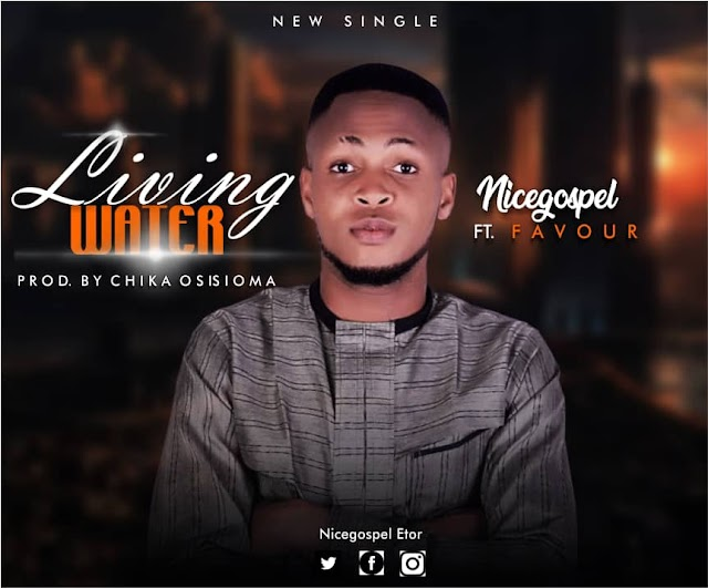 Audio: NiceGospel-Living Water Ft Favour