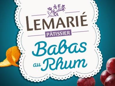 Les babas au Rhum de Lemarié Pâtissier dans l'Oise