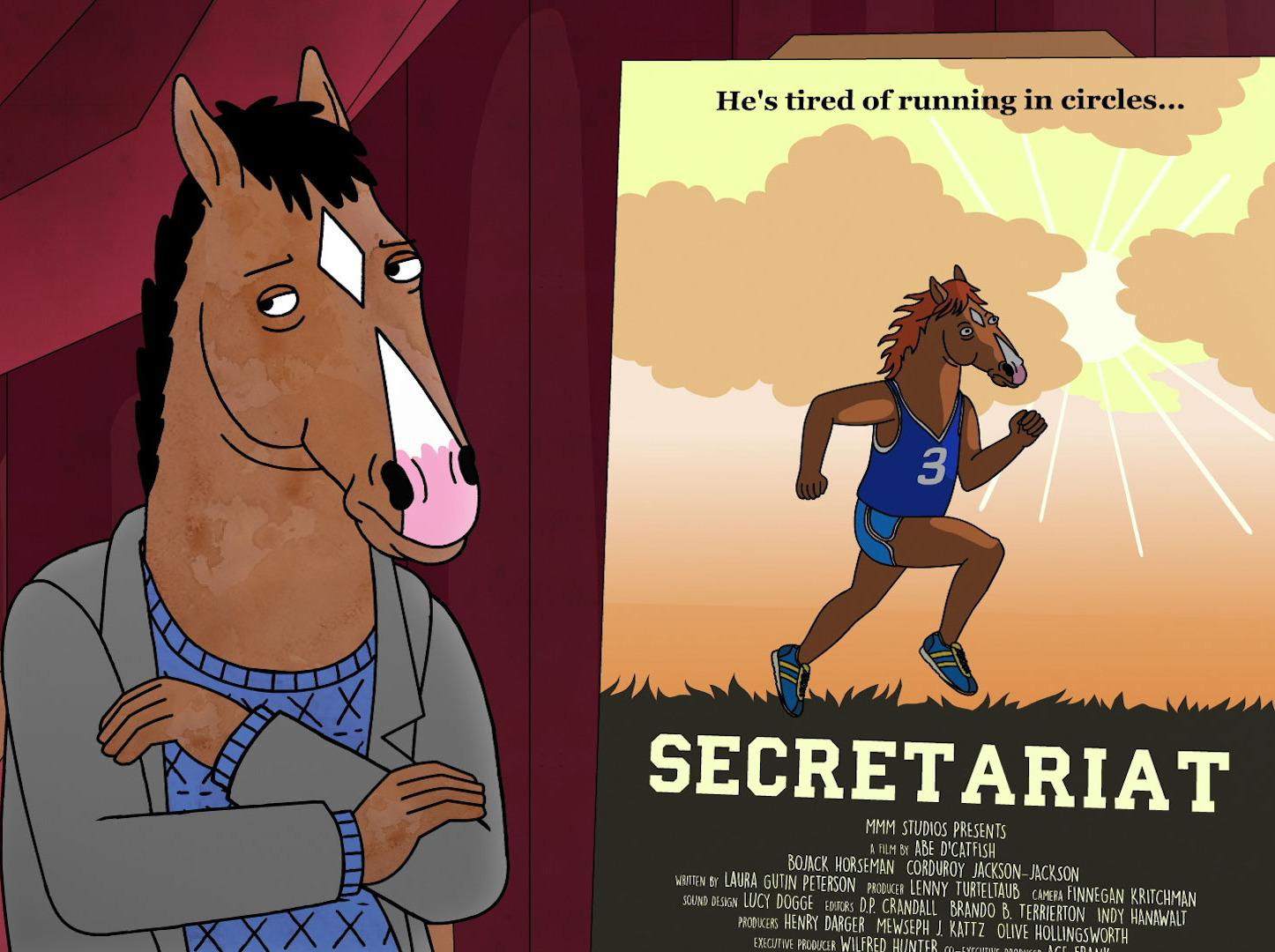 la tua serie preferita bojack horseman