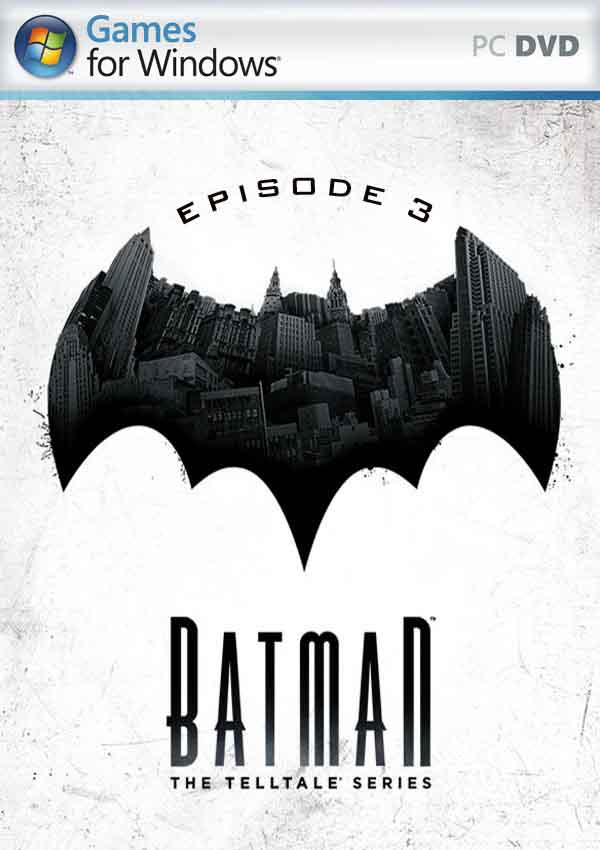 Batman Episode 3 Download Cover Free Game