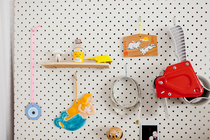 pegboard ideas