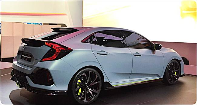 2017 concept honda civic hatchback tips turbo specs honda concept. Black Bedroom Furniture Sets. Home Design Ideas