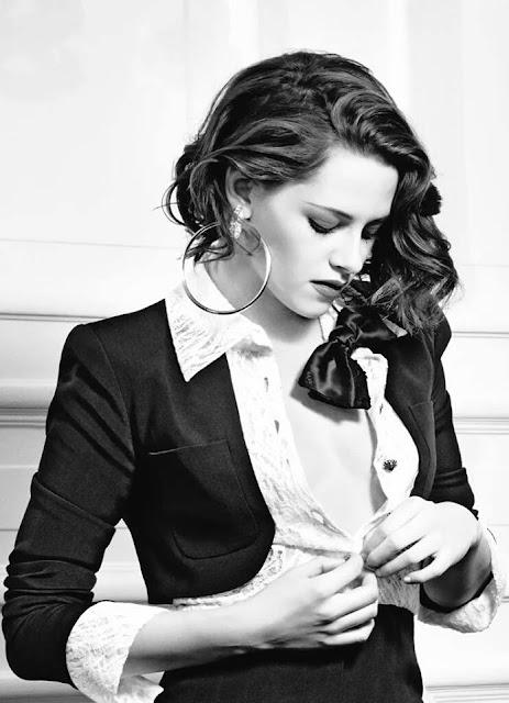 Kristen Stewart Hot Photoshoot
