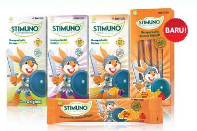Menjaga Kesehatan dan Kekebalan Tubuh Stimuno untuk Balita