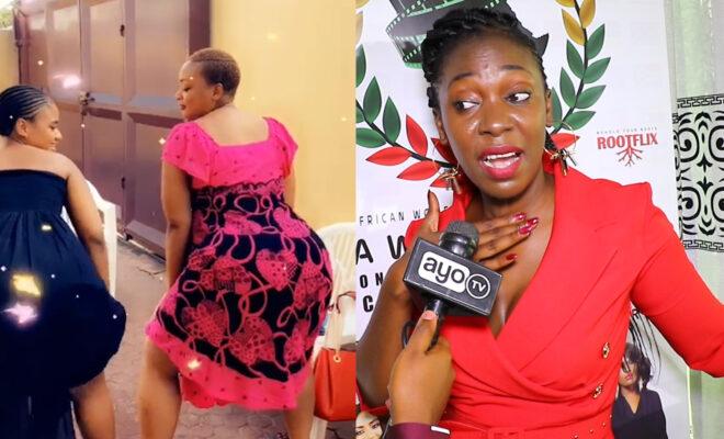 Monalisa Amefungukia Video Ya Kajala na Mwanaye