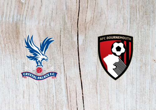Crystal Palace vs AFC Bournemouth -Highlights 12 May 2019