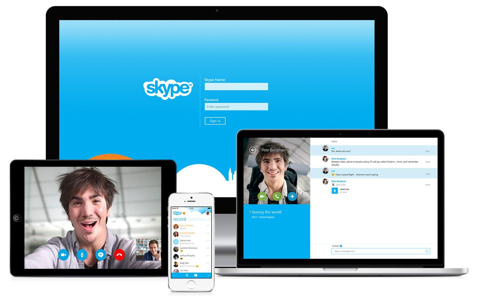 Миллионы пользователей лишатся мобильного приложения Skype
