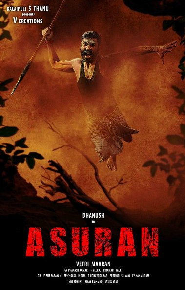 asuran next upcoming tamil movie first look, Poster of movie Dhanush download first look Poster, release date
