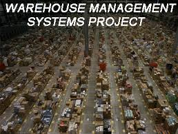 Warehouse Management System Python