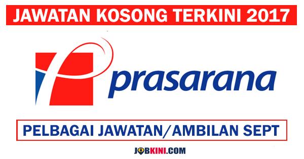 Prasaranan Malaysia Bhd
