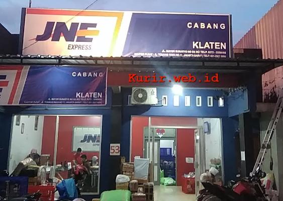 Alamat Agen Jne Express Di Klaten Info Kurir