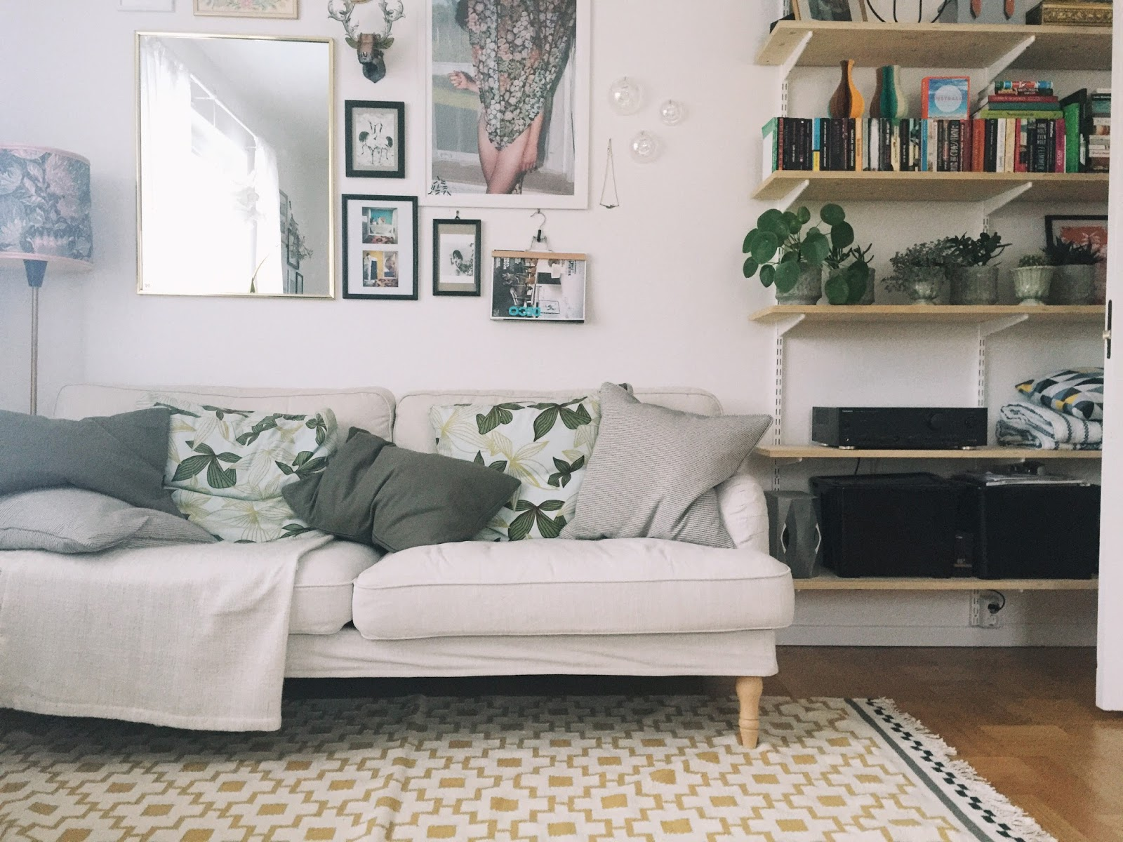 Naomi Designs: Airbnb: Our Stay In Stockholm