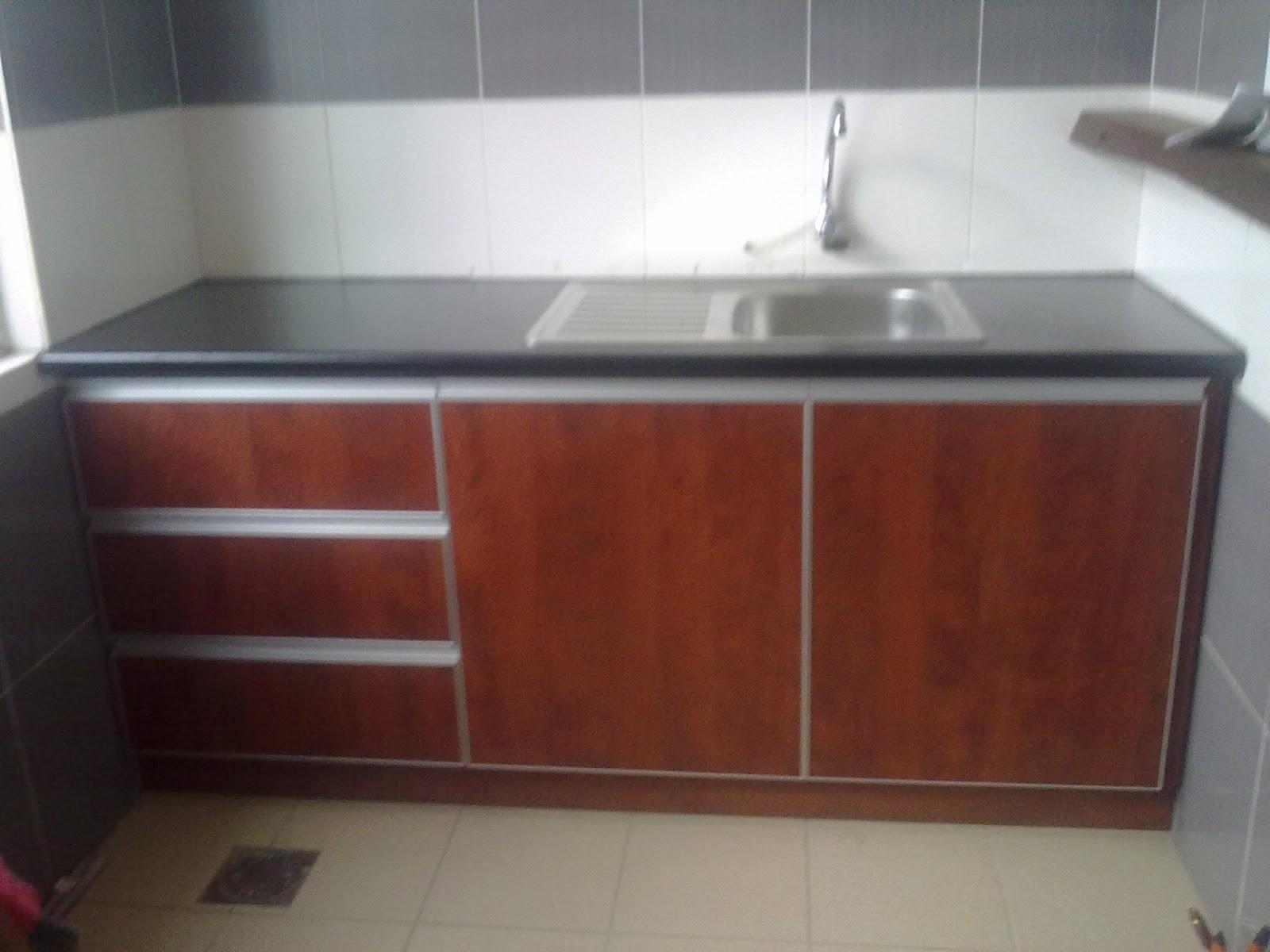 Kabinet Dapur Simple