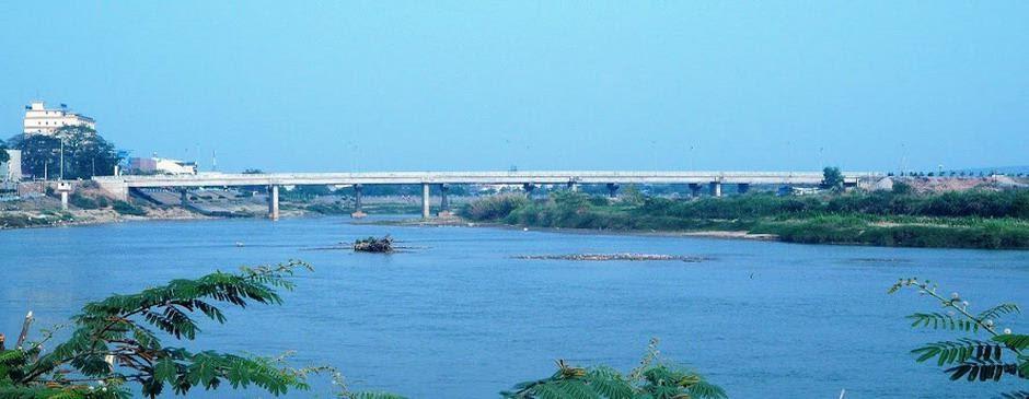 Sông ĐăkBla KonTum